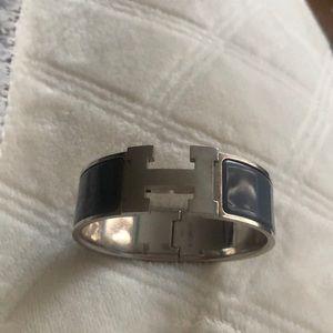 Jewelry - Hermès clic clac bracelet